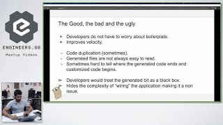Code generation in Go: Code generation need not always be a bad thing - GoSG