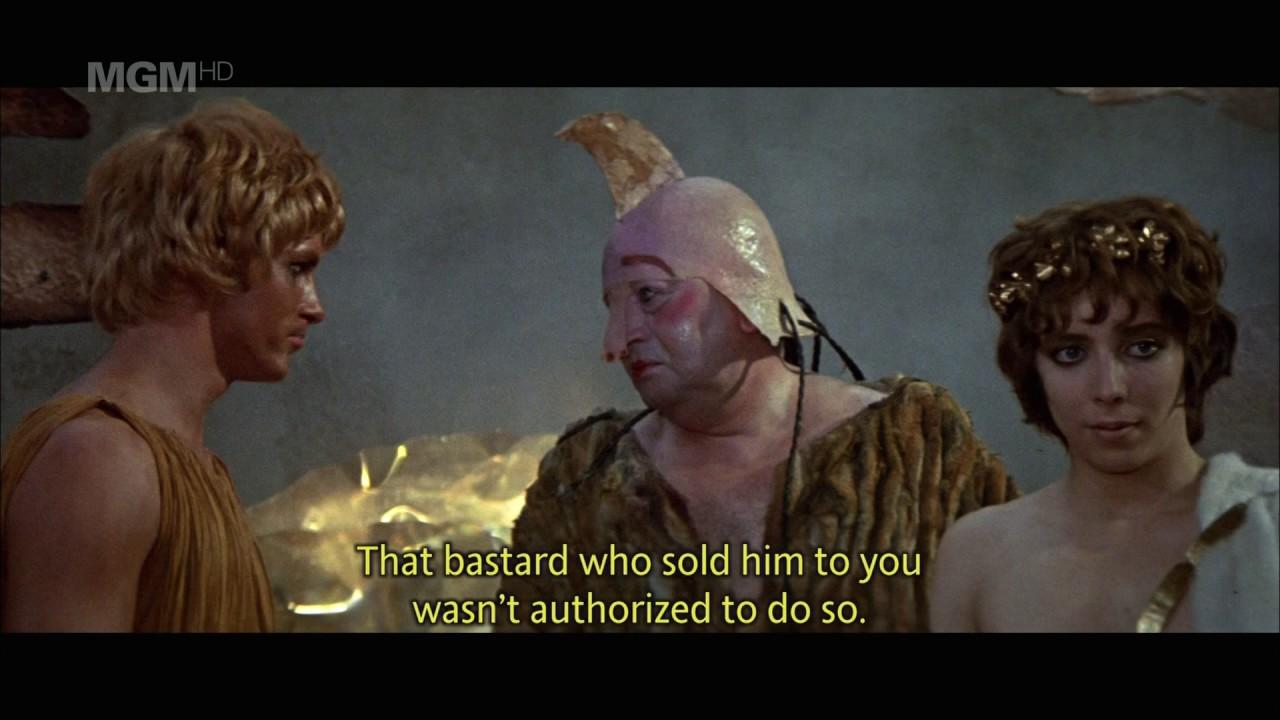 1001 Movie Club - Satyricon (1969) | Filmsquish.com