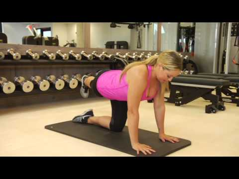 Great Exercises to Get a Bikini Butt : Easy & Effective Exercises