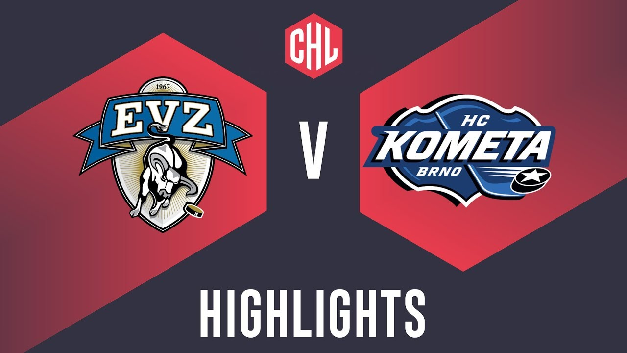 Highlights Ev Zug Vs Kometa Brno