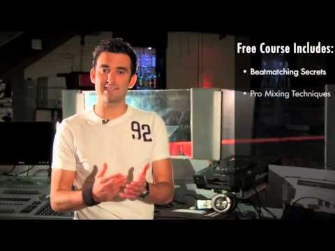 How To DJ Free Videos Tutorial 2013: How To Beat Match And Mix On Pioneer CDJs