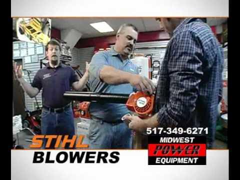 Ultimate Power of Stihl Blowers