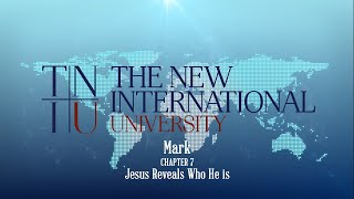 Keith Warrington - Mark Chapter 7 - Jesus Reveals Who He Is