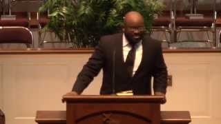 3/10/2015 - H.B. Charles, Jr., Pastor; Shiloh Metropolitan Baptist Church; Jacksonville, Florida Video