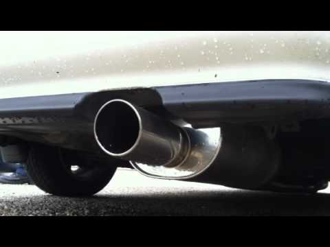 Apexi WS2 Exhaust 93 Accord