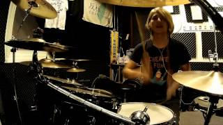 Daughtry - Over You Drum Cover