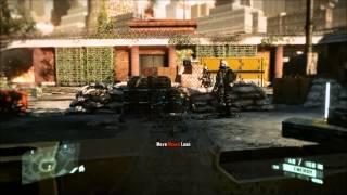 Crysis 2 teljesítmény teszt