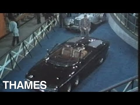 Panther 6 - Cars - Thames Television - 1977