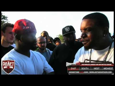 Grind Time Now Presents: Philly Swain vs Ness Lee
