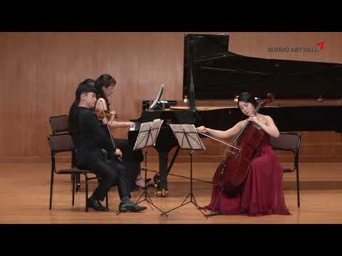 Anton Arensky Piano Trio.1 in D minor -Donghyun Kim