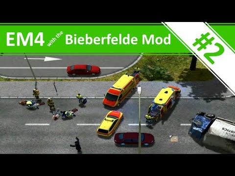 Emergency 4 - Bieberfelde Mod Continuous Gameplay - Ep.2
