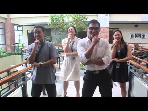 Fr Bernas Birthday Video from Block C 2017