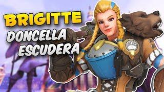 TOXIC GAMEPLAY xD | Brigitte Doncella Escudera