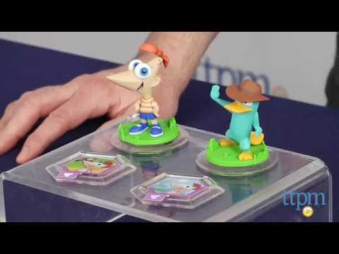Disney Infinity Phineas And Ferb Toy Box Pack From Disney Interactive