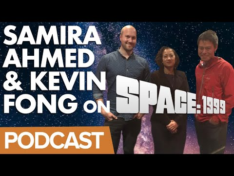 Pod 68: Space 1999 Mastermind with Samira Ahmed and Kevin Fong