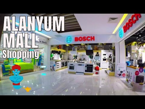 Alanyum Mall Shopping