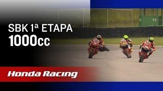 superbike br 1ª etapa sbk 1000cc   honda racing