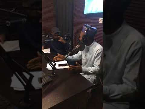 Aspirant Presidential Candidate of Take back Nigeria, Mr Omoyele Sowore .