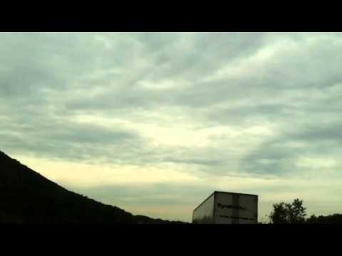 Poconos, driving, beautiful, scenic route