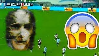 Las 5 Invasiones de FANTASMAS más INCREIBLES en Partidos de FUTBOL
