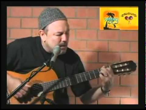 Ver Video de Ruben Blades PABLO PUEBLO RUBEN BLADES CON SU BELLA GUITARRA