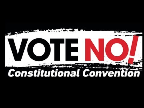 VOTE NO! To a NYS Constitutional Convention