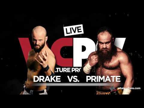 WCPW - Drake vs Primate (June 15th, Newcastle)