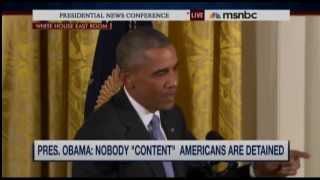 Obama Scolds CBS Reporter Major Garrett
