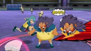 Inazuma Eleven GO Strikers 2013 Ep 72: Vs Zero (3 STARS)