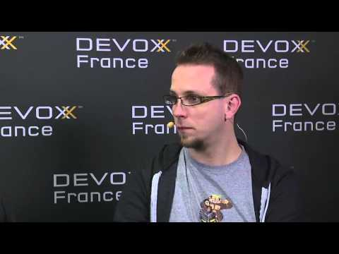 Interview DevoxxFR 2015 avec Jean-François Garreau - Chrome DevTools & WebRTC