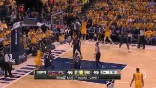 Repeat youtube video Roy Hibbert - What in the World Happened?