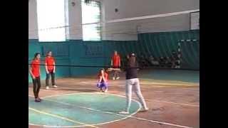 Волейбол 2015 фінальна гра Шепарівці  Джурків