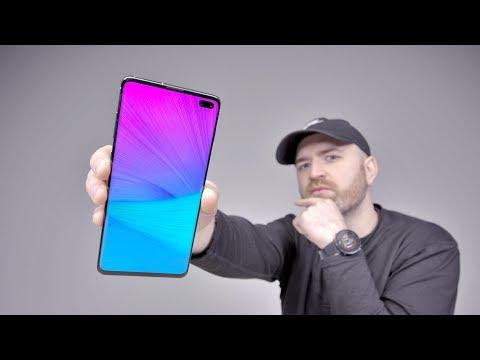 Samsung Galaxy S10+ Hands On