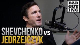 Why did Joanna Jedrzejczyk and Valentina Shevchenko fight three times in kickboxing?