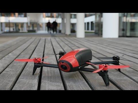 Günstige Kunststück-Drohne: Parrot Bebop 2 im Praxis-Test   CHIP