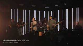 Gambar cover Let's Stay Together – PASSAGE REUNION 2019