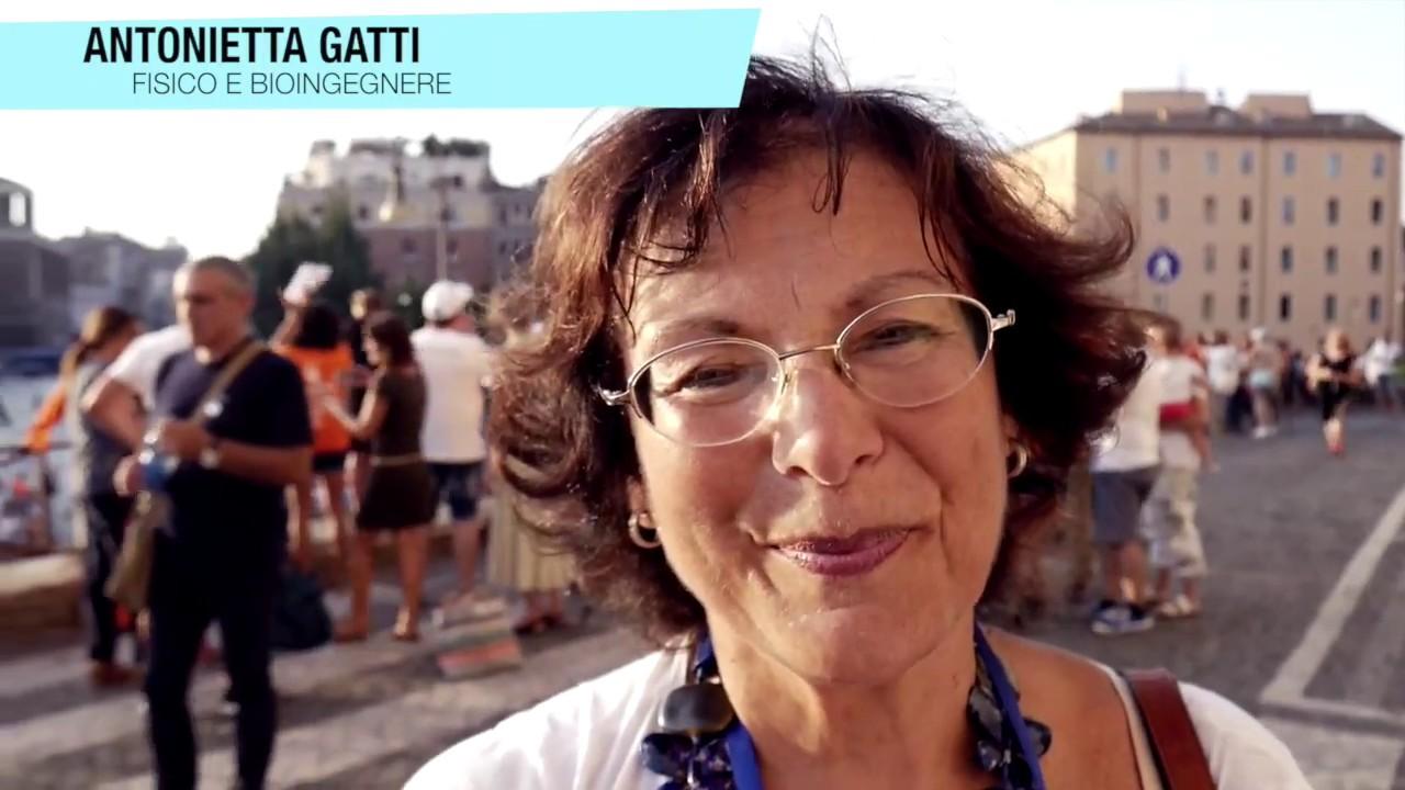 Intervista a Antonietta Gatti - Fisico e Bioingegnere