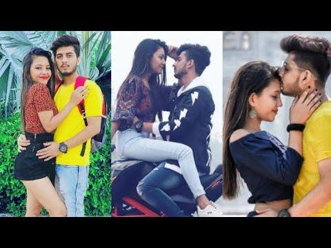Download Mehak Gupta & Vishu Instagram Reels Videos | Cute Couple ❤