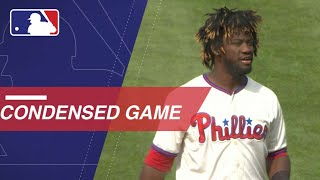 Condensed Game: PIT@PHI - 4/21/18