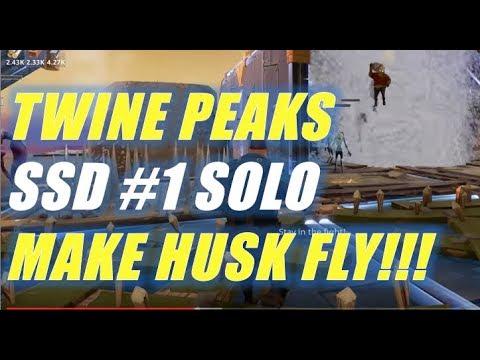 Twine Peaks SSD 1 Solo Insanity