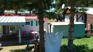 Drome Cees Camping les sapins Camurac
