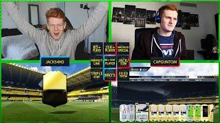 INSANE FIFA BINGOOOOOO VS CAPGUNTOM!! - FIFA 17 ULTIMATE TEAM