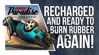 Burnout Paradise Remastered - How different is it?