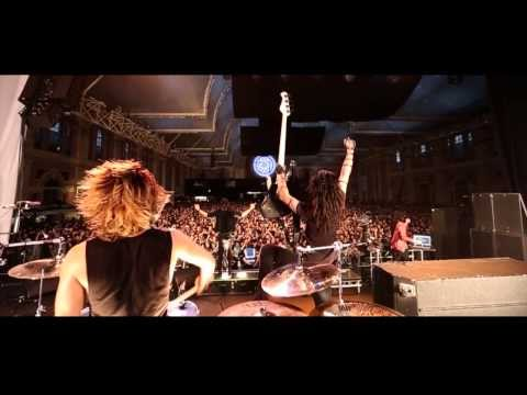 "Crossfaith - ""Countdown To Hell"" Official Live Music Video"