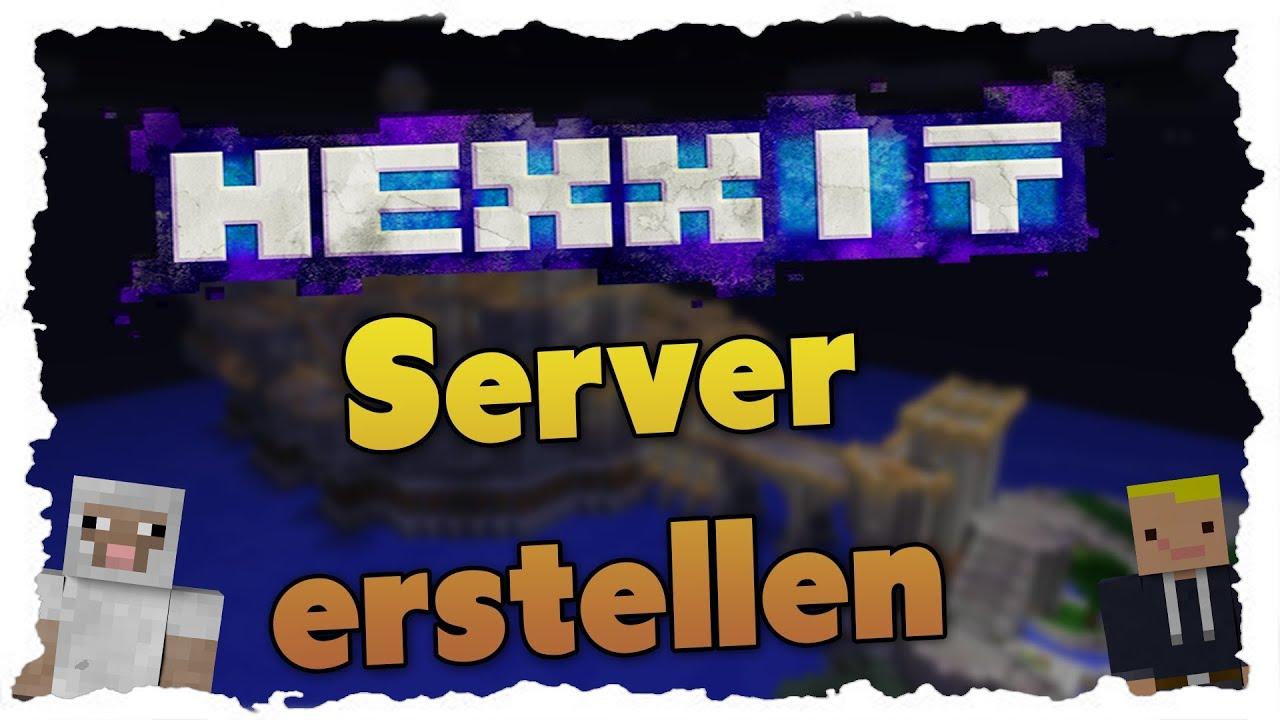 Hexxit Server Erstellen Hexxit Im Multiplayer YouTube - Minecraft zusammen spielen ohne hamachi
