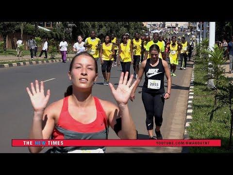 2018 Kigali Peace Marathon Highlights