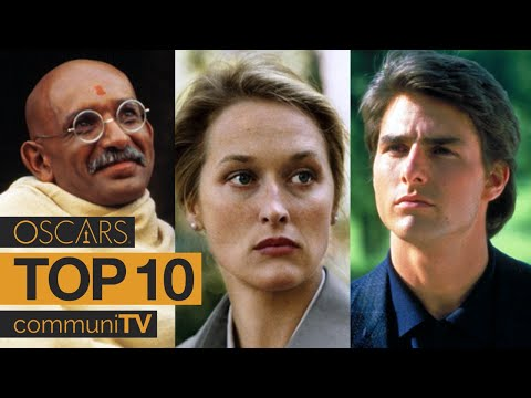 Top 10 Oscar Winner Movies of the 1980s | Best Picture
