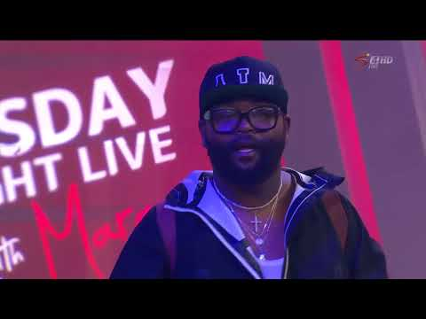 Thursday Night Live: Sjava feat Howard