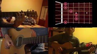 Chiều nay không có mưa bay(Trung Quân Idol) - Hướng dẫn đệm guitar + Hợp âm minh hoạ