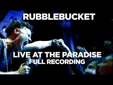 Rubblebucket – Live at The Paradise (Full Set)